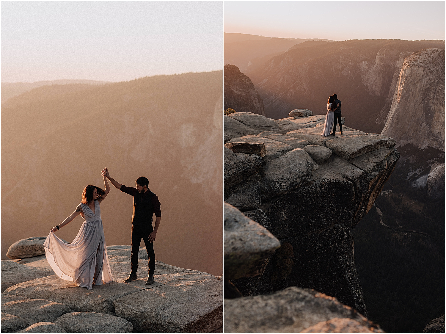 the 5 best locations to elope in california with yosemite national park elopement photographer naomi levit