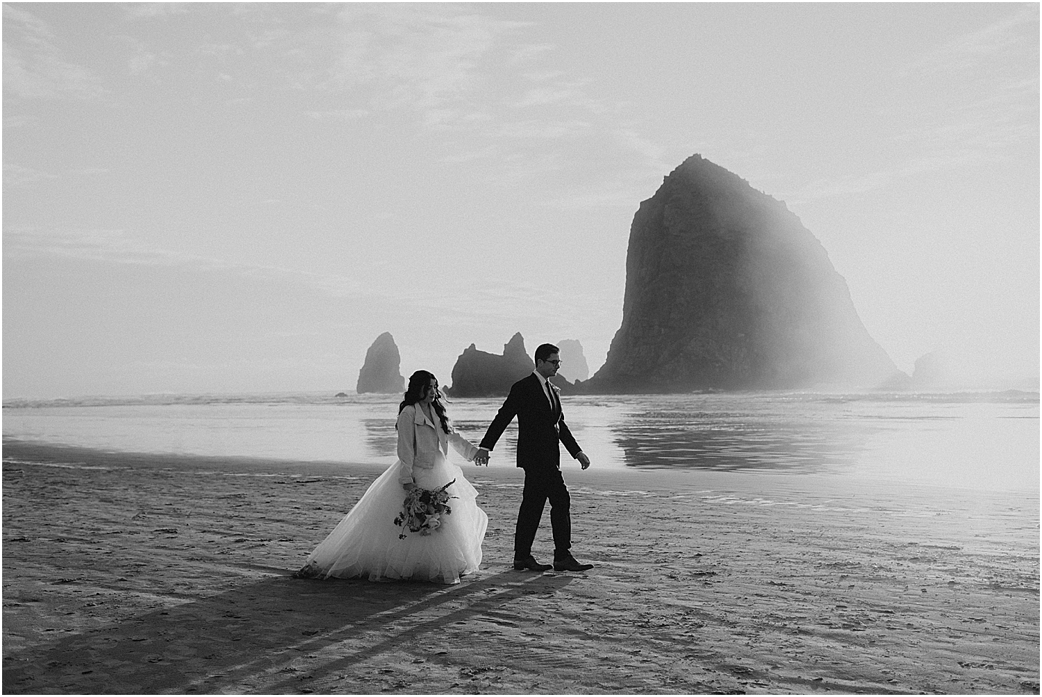 oregon coast elopement photographer naomi levit